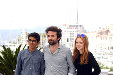 """Cyril Dion Bella Lack """"Animal"""" Photocall - The 74th Annual Cannes Film Festival"""