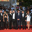 """Cyril Lecomte """"Bac Nord"""" Red Carpet - The 74th Annual Cannes Film Festival"""