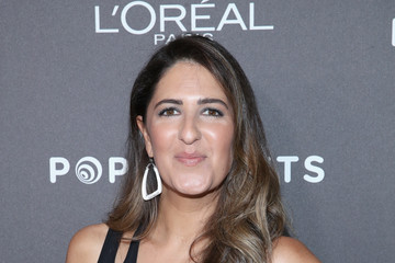 D'Arcy Carden Entertainment Weekly Celebrates Screen Actors Guild Award Nominees At Chateau Marmont Sponsored By L'Oréal Paris, Cadillac, And PopSockets - Arrivals