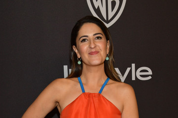 D'Arcy Carden The 2019 InStyle And Warner Bros. 76th Annual Golden Globe Awards Post-Party - Red Carpet