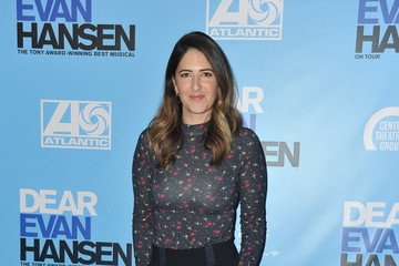 D'Arcy Carden Los Angeles Opening Night Performance Of 'Dear Evan Hansen' - Arrivals