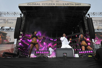 D'Banj Global Citizen 2015 Earth Day On National Mall To End Extreme Poverty And Solve Climate Change - Show