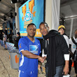 Eric Sanders DIRECTV's Fifth Annual Celebrity Beach Bowl - Game