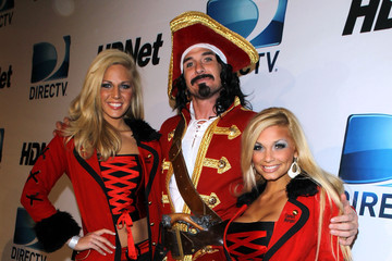 Captain Morgan DIRECTV And Mark Cuban's HDNet Super Bowl Party - Red Carpet