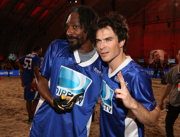 DirecTV's Annual Celebrity Beach Bowl, is taking place in ...