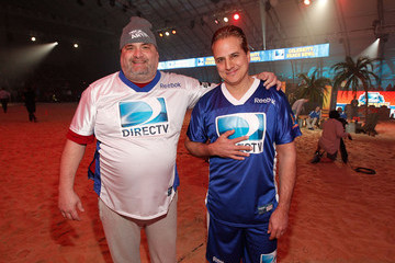 Nick DiPaolo DIRECTV's Sixth Annual Celebrity Beach Bowl - Game