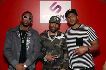DJ Clue Strong Outdoor Launch Party