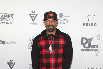DJ Clue The 2016 Def Jam Holiday Party Sponsored By VH1 'The Breaks,' Champs Sports, Tanqueray 10 & Zacapa Rum - Red Carpet