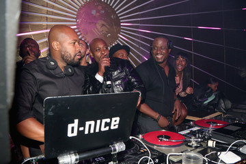 DJ D-Nice Celebrating the Culture Powered by Samsung Galaxy