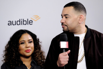 DJ Envy The 2020 iHeartRadio Podcast Awards – Backstage