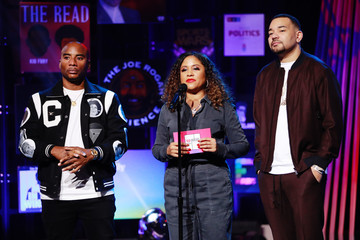 DJ Envy Charlamagne Tha God The 2020 iHeartRadio Podcast Awards – Show