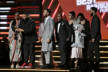 DJ Khaled Samiel Asghedom 62nd Annual GRAMMY Awards - Show