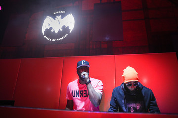DJ Runna The Dean Collection X Bacardi Bring Innovative Art and Music Experience to Berlin - Day 3
