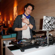 DJ Spider Tiffany & Co., Jon Shook And Vinny Dotolo Celebrate the Launch of Tiffany Watch Collection