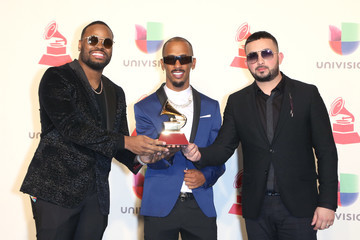 DJ Urba The 19th Annual Latin GRAMMY Awards  - Press Room