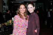 DKMS US chairman of the board Katharina Harf and model and gala ambassador Coco Rocha attend the DKMS dinner at Casa La Femme on February 12, 2020 in New York City.