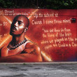 DMX Mural Of Hip-Hop Artist DMX Unveiled At Public Housing Complex Where He Once Lived