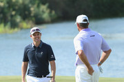 Lee Westwood Justin Rose Photos Photo