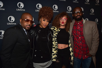 Da Brat Bryan Michael Cox Screening of Lifetime's 'The Rap Game 'Hosted by Executive Producer Jermaine Dupri