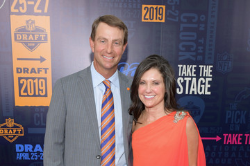 Dabo Swinney 2019 NFL Draft - Red Carpet