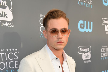 Dacre Montgomery The 23rd Annual Critics' Choice Awards - Red Carpet