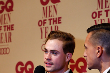 Dacre Montgomery GQ Men of the Year Awards - Red Carpet