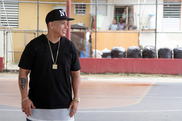 Daddy Yankee Daddy Yankee Films a Music Campaign