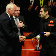 Ronnie O'sullivan Barry Hearn Photos