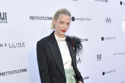 Jaime King attends The Daily Front Row Fashion LA Awards 2019 on March 17, 2019 in Los Angeles, California.
