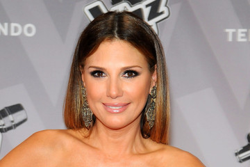 Daisy Fuentes La Voz Kids Grand Finale - Red Carpet Arrivals