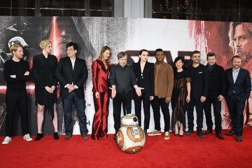 Daisy Ridley 'Star Wars: The Last Jedi' - Photocall