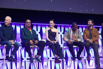 Daisy Ridley Star Wars Celebration: 'The Rise Of Skywalker' Panel