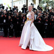 Dakota Fanning 'Once Upon A Time In Hollywood' Red Carpet - The 72nd Annual Cannes Film Festival