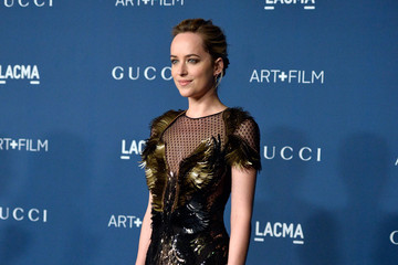Dakota Johnson LACMA 2013 Art + Film Gala - Arrivals