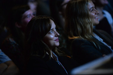 Dakota Johnson The New Yorker Festival 2016 - Father John Misty Talks With Matthew Trammell and Performs Live