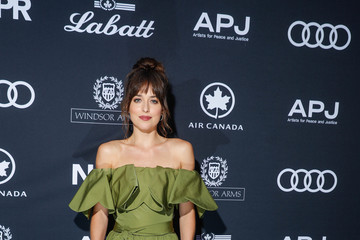 Dakota Johnson The Artist For Peace And Justice Festival Gala During The Toronto International Film Festival