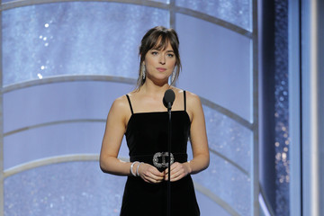Dakota Johnson 75th Annual Golden Globe Awards - Show