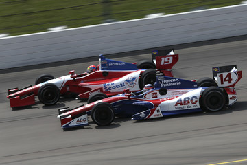 Dale Coyne Iowa Corn Indy 250 - Day 2