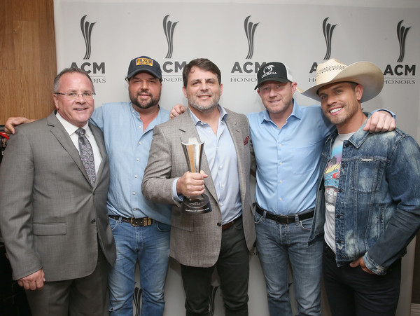 12th Annual ACM Honors - Backstage And Audience [photos,event,team,white-collar worker,pete fisher,audience,rhett akins,ben hayslip,dallas davidson,dustin lynch,acm honors - backstage,l-r,academy of country music]