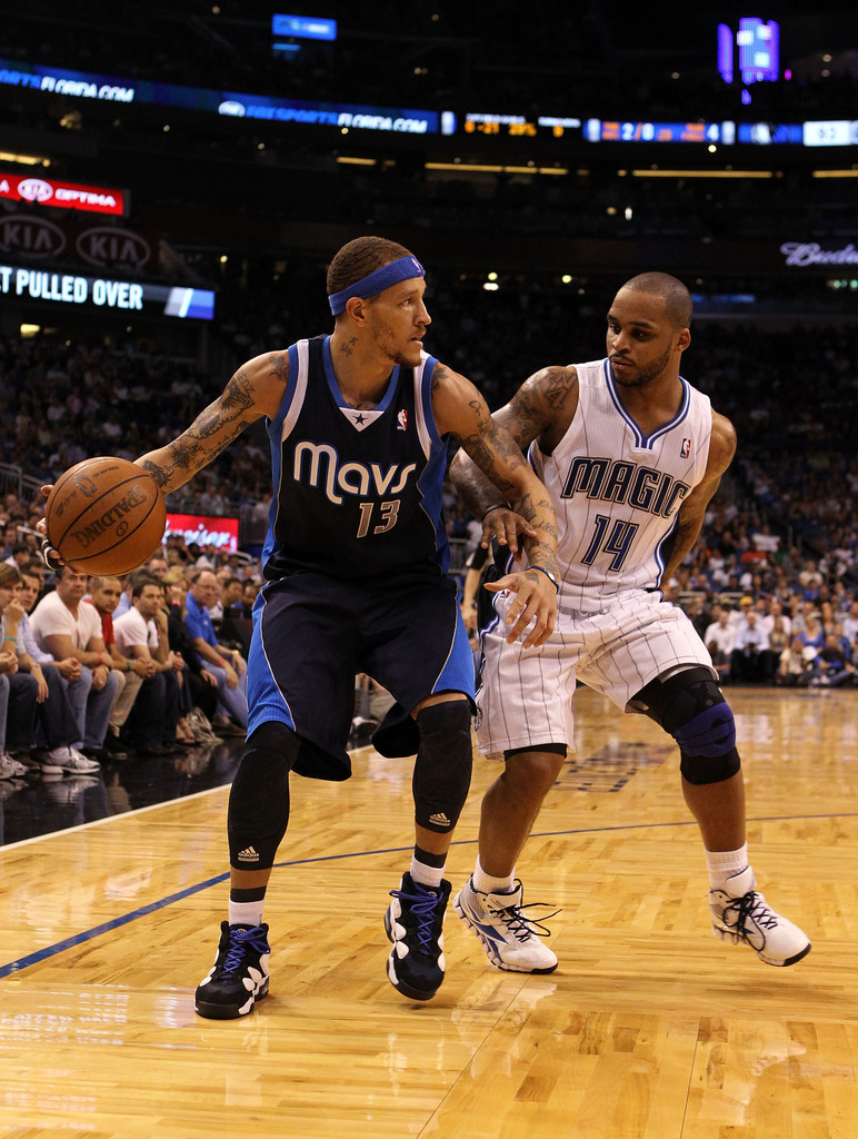 Jameer Nelson and Delo...