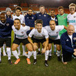 Damarcus Beasley Kick in for Houston Charity Soccer Match