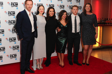 Damian Lewis 'Silent Storm' Premieres in London