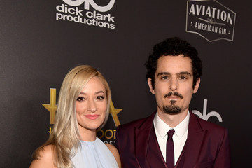 Damien Chazelle Olivia Hamilton 22nd Annual Hollywood Film Awards - Red Carpet