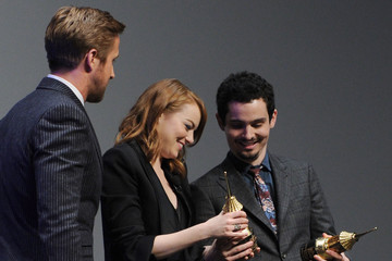 Damien Chazelle SBIFF Outstanding Performers of the Year Award, Presented by Belvedere Vodka, Honoring Ryan Gosling and Emma Stone