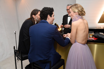 Damien Chazelle 89th Annual Academy Awards - Governors Ball