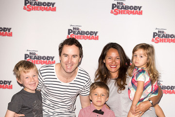 Damien Leith 'Mr Peabody & Sherman' Premiere In Sydney