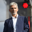 Damon Hill F1 Live In London Takes Over Trafalgar Square - Live Show