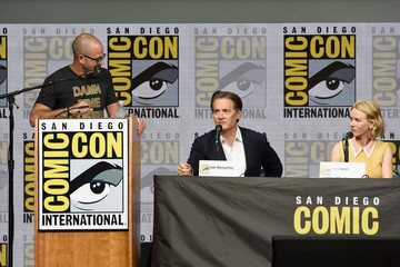 Damon Lindelof Comic-Con International 2017 - Twin Peaks: A Damn Good Panel