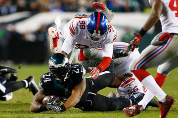Damontre Moore New York Giants v Philadelphia Eagles