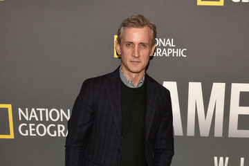 Dan Abrams National Geographic's 'America Inside Out With Katie Couric' Premiere Screening In NYC